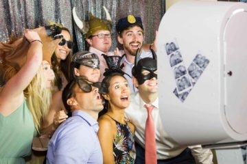photo booths rental for events